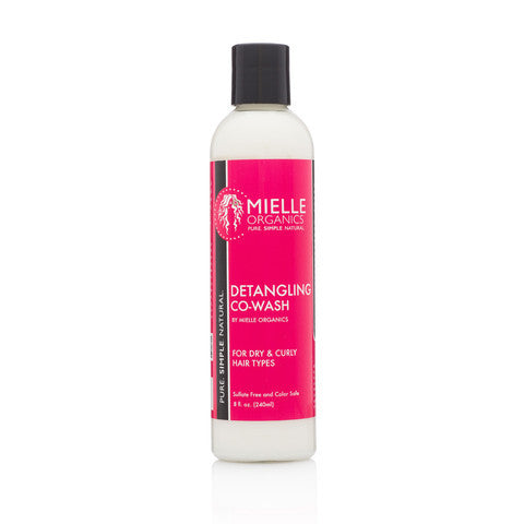 Mielle Organics Detangling Co-Wash Cleanser 8oz