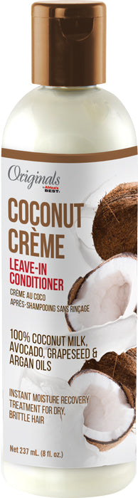 Africa's Best Coconut Creme LEAVE-IN CONDITIONER
