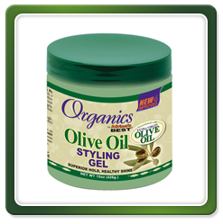 Organics by Africa's Best Olive Oil Styling Gel 15oz
