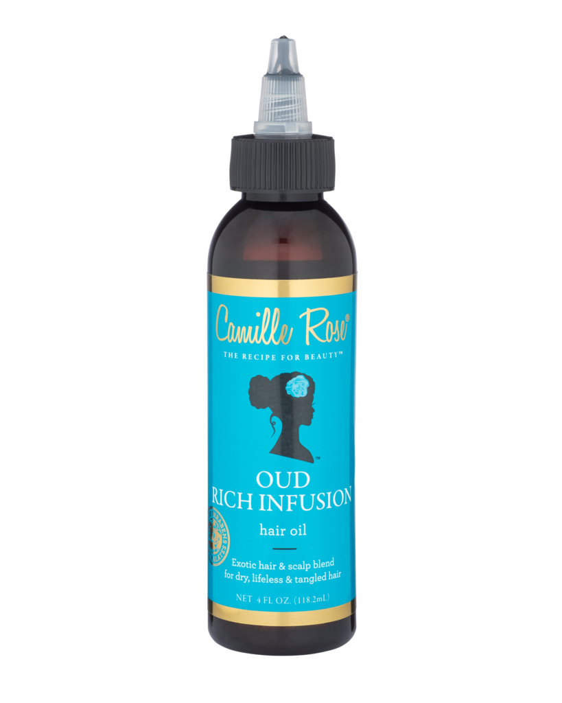 Camille Rose Oud Rich Infusion Hair Oil 4oz