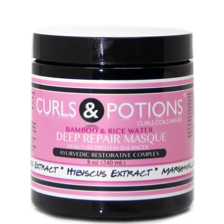 Curls & Potions Curling Potion Styling Gel 8oz