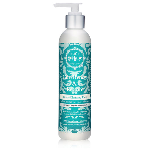 TreLuxe Curl Renew & Restore Cleaning Rinse