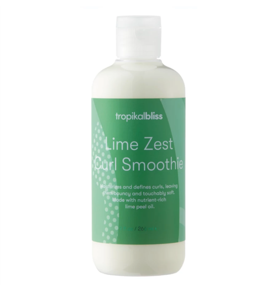 Tropikal Bliss Lime Zest Curl Smoothie 266ml