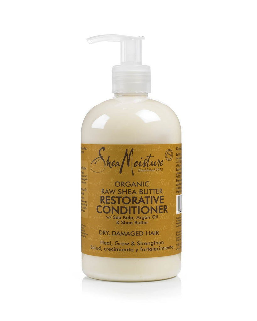 SheaMoisture Raw Shea Butter Restorative Conditioner 13oz