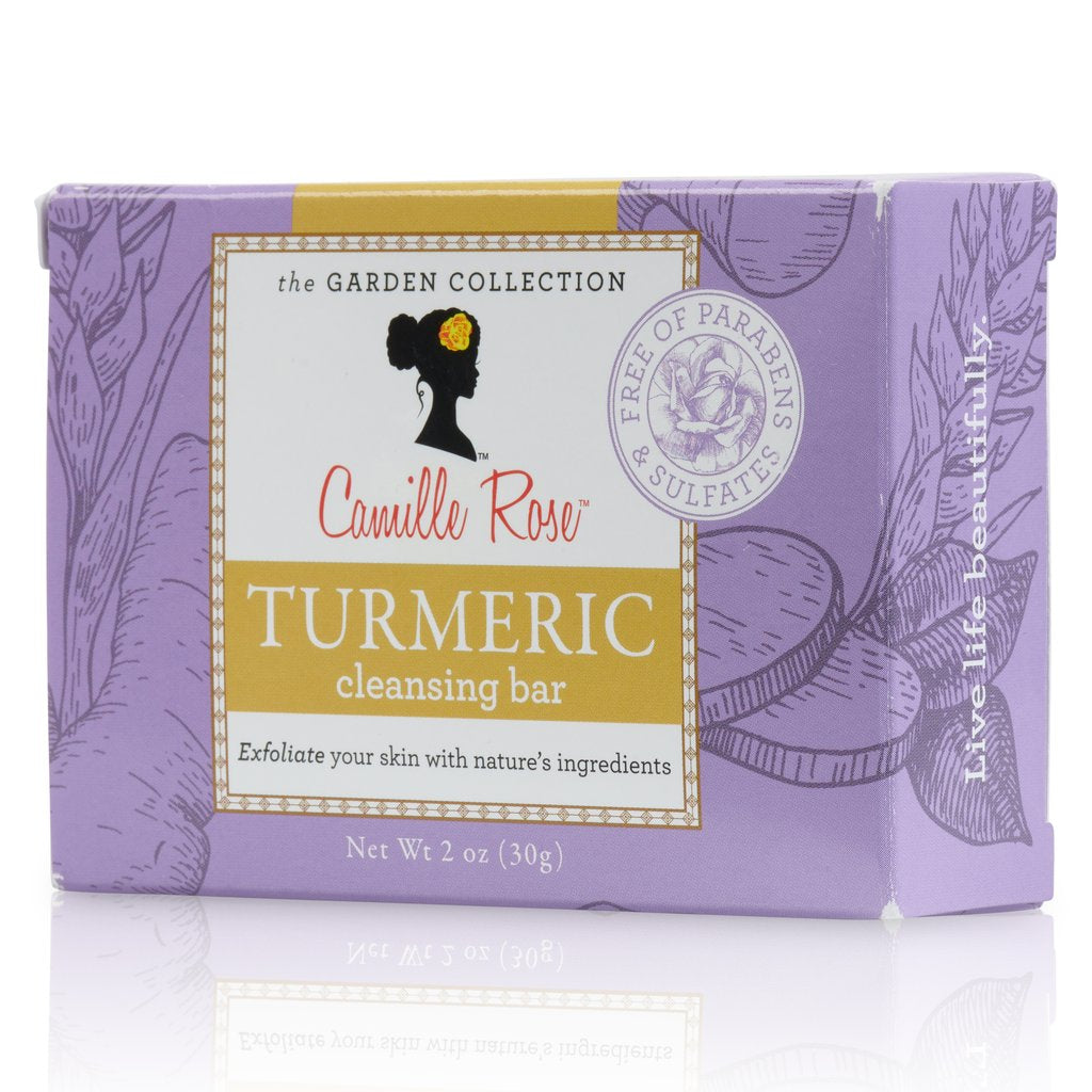 Camille Rose Turmeric Cleansing Bar 2oz