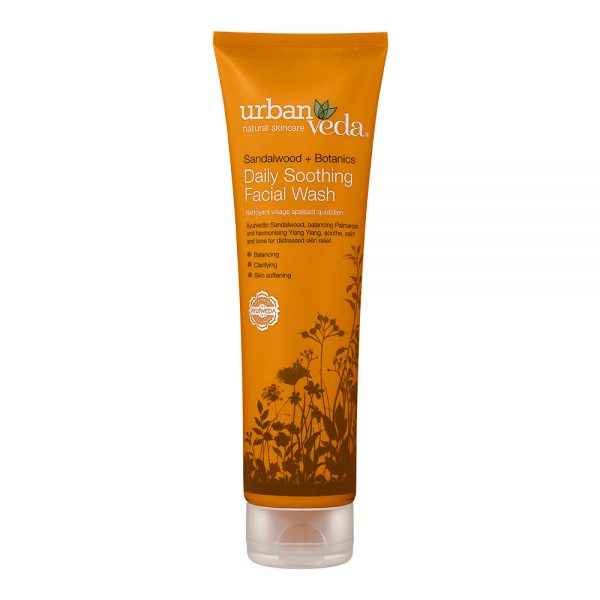 Urban Veda Daily Soothing Facial Wash 150ml