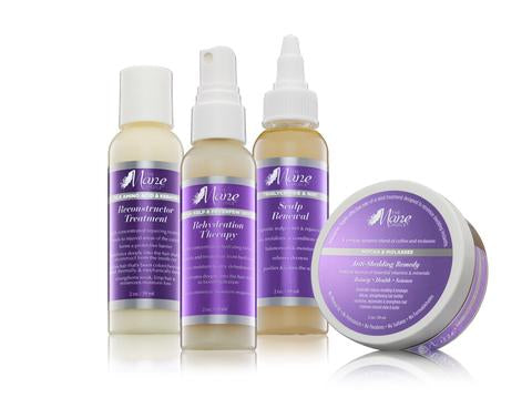 The Mane Choice Healthy Hair Growth Regimen Boosting Kit 4-pieces