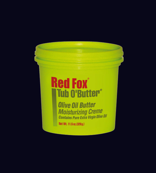 Red Fox Tub O' Olive Butter