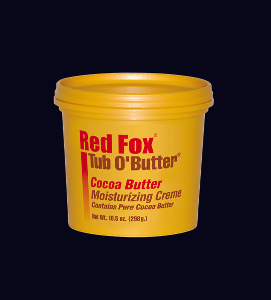 Red Fox Tub O' Butter