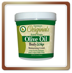 ULTIMATE ORIGINALS BY AFRICA'S BEST OLIVE OIL MOISTURIZING  BODY WHIP
