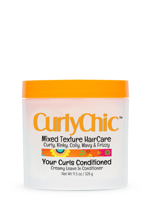 CurlyChic Your Curls Conditioned 11.5oz