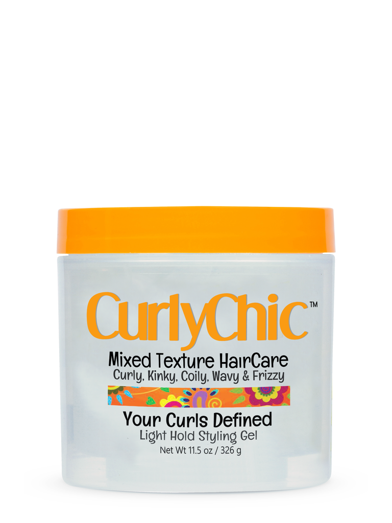 CurlyChic Your Curls Defined Gel