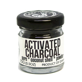 Sheabutter Cottage Activated Charcoal Powder 15g