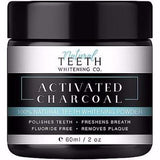Natural Teeth Whitening Co Activated Charcoal 60ml