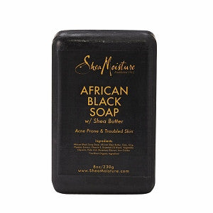 SheaMoisture African Black Soap Clarifying Mud Mask 0.5oz