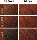 CREME OF NATURE EXOTIC SHINE™ COLOR WITH ARGAN OIL FROM MOROCCO 7.64 Bronze Copper
