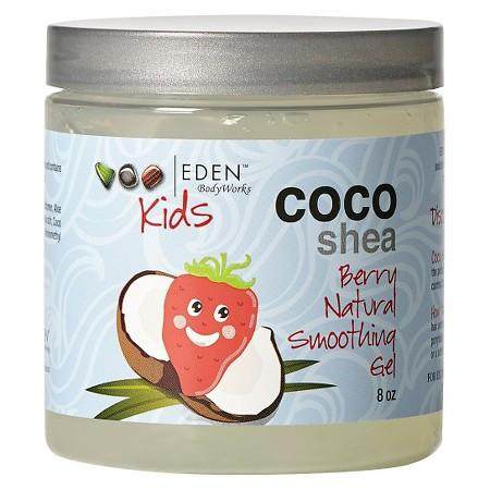 Eden BodyWorks Kids Coco Shea Berry Smoothing Gel 8oz