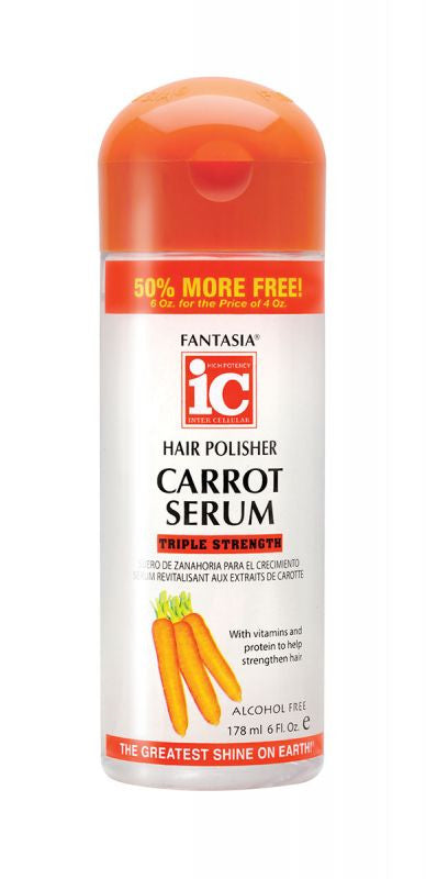 Fantasia IC CARROT GROWTH SERUM 6 oz