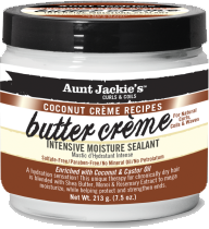 Aunt Jackie's Coconut Creme Recipes Butter Creme 7.5oz