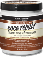 Aunt Jackie's Curls & Coils Quench! Moisture Intensive Leave-In Conditioner 12oz