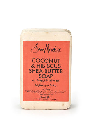 SheaMoisture Argan Oil & Raw Shea Butter Soap 8oz