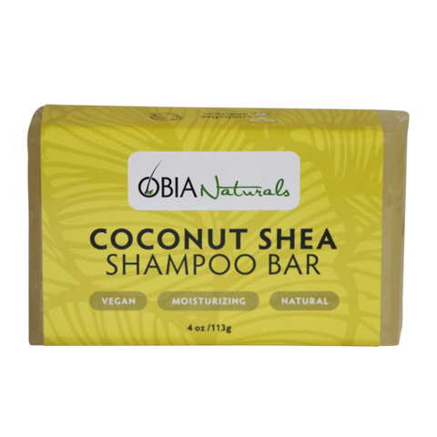 OBIA Natural Hair Babassu Detangling Conditioner 8oz
