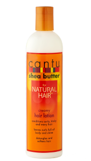 Cantu Natural Hair Creamy Hair Lotion 13.8oz