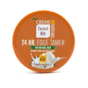 Creme of Nature Coconut Milk For Natural Hair 24 Hr. Edge Tamer 2.25oz