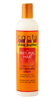 Cantu Natural Hair Moisturizing Curl Activator Cream 12 oz