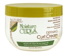 Sensitive By Nature Moisture Curls Defining Curl Cream 8.5oz