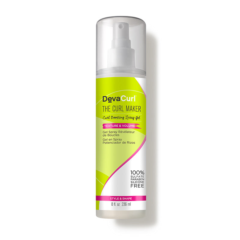 DevaCurl The Curl Maker Curl Boosting Spray Gel 8oz