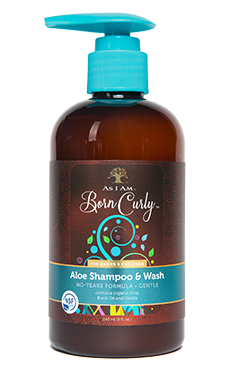 Curls Peek-A-Boo - Tearless Baby Shampoo 8oz