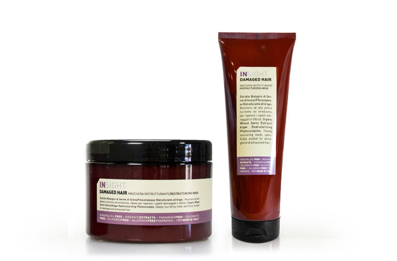 Insight DAMAGED HAIR MASK  Restructurizing Mask