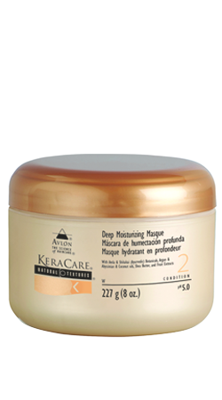 KeraCare® Natural Textures® Deep Moisturizing Masque