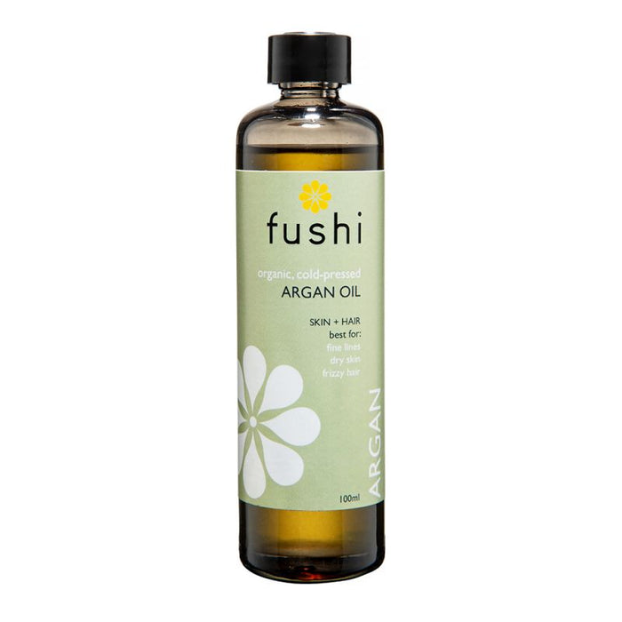 Fushi Calendula Organic Oil Fresh-Pressed, Triple infused 100ml