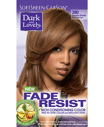 Softsheen Carson Dark and Lovely®Fade Resist FADE RESIST CHESTNUT BLONDE