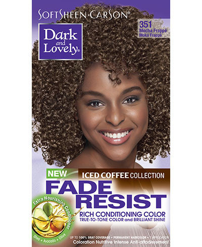 Softsheen Carson Dark and Lovely®Fade Resist FADE RESIST MOCHA FRAPPE