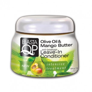 ElastaQP Olive Oil & Mango Butter Leave-In Conditioner