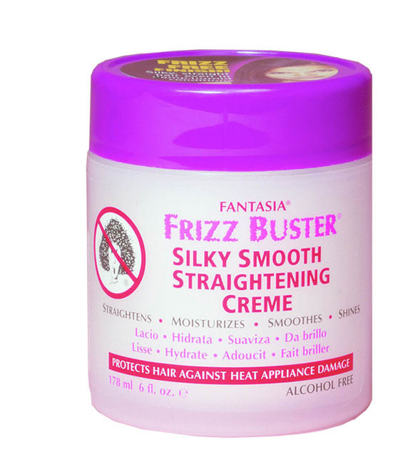 Fantasia IC Frizz Buster Straightening Créme 6 oz
