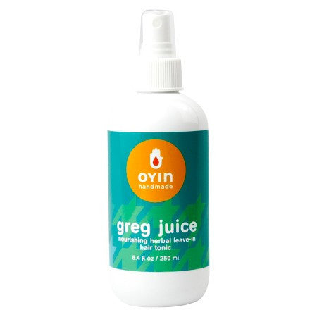 Oyin Handmade Greg Juice Hair Tonic 8oz