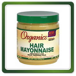 Organics by Africa's Best Hair Mayonnaise
