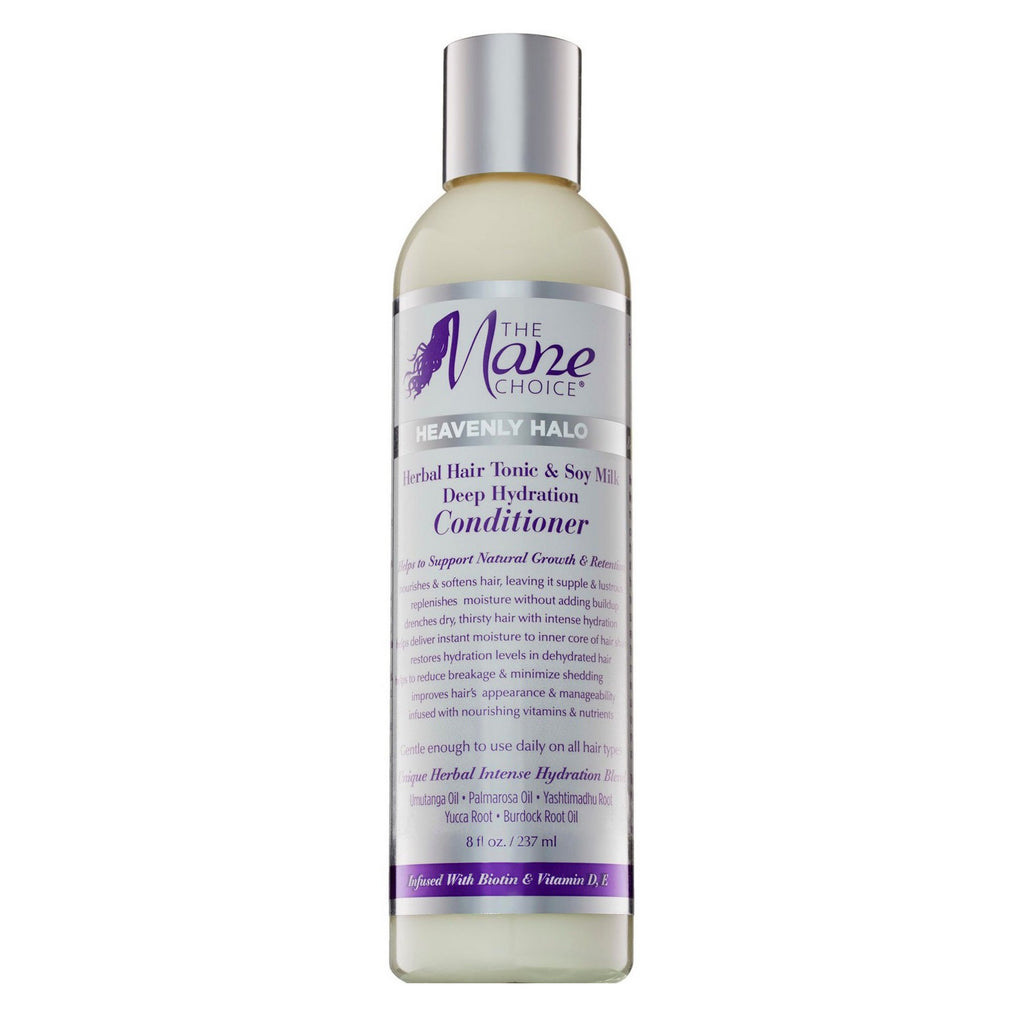 The Mane Choice Heavenly Halo Deep Hydration Conditioner 8oz