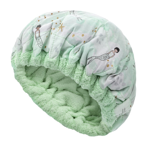 O So Curly Satin Bonnet (Reversible)