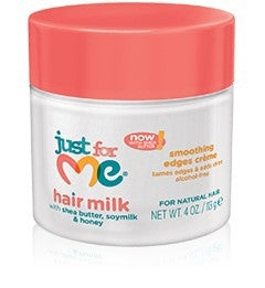 Just For Me Hair Milk Smoothing Edges Creme 4 oz.