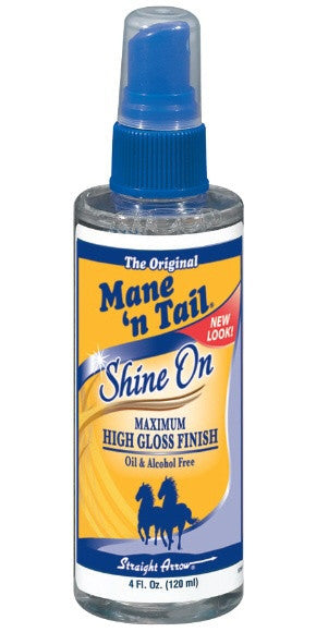 Mane 'n Tail Shine on 4 fl.oz.