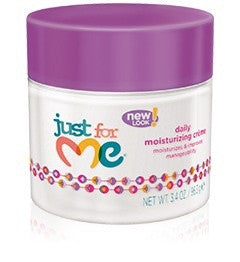 Just For Me Daily Moisturizing Creme 3.4 oz.