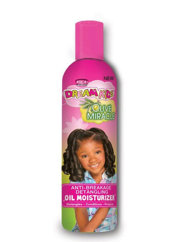 African Pride Dream Kids OIL MOISTURIZER ANTI-BREAKAGE