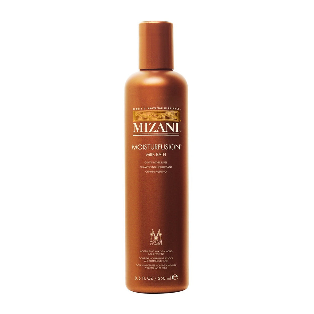 Mizani Moisturfusion Milk Bath Gentle Lather Rinse 250ml