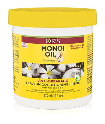 Monoi Oil Anti-Breakage Leave-In Conditioning Creme