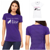 The Mane Choice Length Check T-Shirt